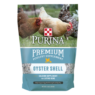 Purina® Oyster Shell 5lb
