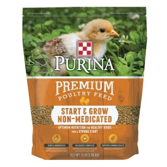 Purina® Start & Grow® Non-Medicated 5lb