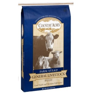 Country Acres General Livestock Feed 14% Protein 50lb