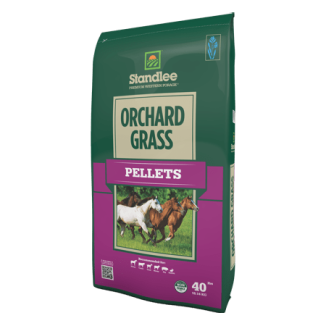Premium Orchard Grass Pellets 40lb