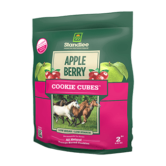 Apple/Berry Cookie Cubes 2lb