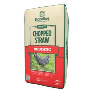 Certified Chopped Straw 25lb