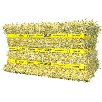 Certified Straw Compressed Bale