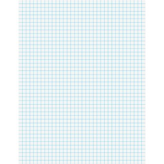 QUAD RULED GRAPH PAPER 50SH